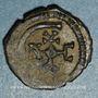 Münzen Empire byzantin. Justinien I (527-565). Pentanoummion. Théoupolis (Antioche), 1ère officine, 561-565