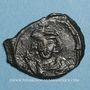 Münzen Empire byzantin. Justinien II, 1er règne (685-695). 1/2 follis. Constantinople, 685-686