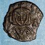 Münzen Empire byzantin. Léon V (813-820). Follis. Syracuse