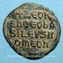 Münzen Empire byzantin. Léon VI (886-912). Follis. Constantinople, 886-912