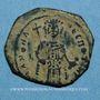 Münzen Empire byzantin. Manuel I Comnène (1143-1180). Tétartéron. Constantinople, 1152-1160