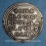 Münzen Empire byzantin. Michel II d'Amorium (820-829). Miliaresion. Constantinople, 820-829