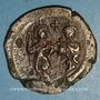Münzen Héraclius (610-641) et Héraclius Constantin (613-631) Follis. Constantinople, 1ère officine, 629-630