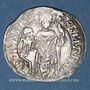 Münzen Alsace. Colmar. Plappert (15e - 16e siècle)