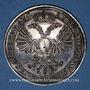 Münzen Alsace. Colmar. Taler 1666, refrappe (1898). R ! R ! R !