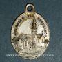 Münzen Alsace. Friesenheim. Souvenir de Notre Dame de Neunkirch (fin 19e–début 20e). Médaille laiton arg.