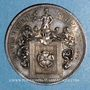 Münzen Alsace. Strasbourg. Louis Victor Schwartz, 1896. Médaille argent