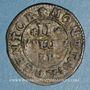 Münzen Alsace. Strasbourg. Municipalité. 2 kreuzers (vers 1623-1640)