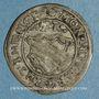 Münzen Alsace. Strasbourg. Municipalité. 2 kreuzers (vers 1640)