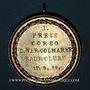 Münzen Colmar. Corso - Compétition cycliste des clubs vélocipédiques colmariens. 1899. 1er prix.