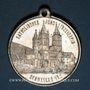 Münzen Guebwiller. 5e tournoi des cercles de gymnastique des jeunesses catholiques d'Alsace. 1903