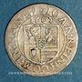 Münzen Hanau-Lichtenberg. Jean René I (1599-1625). 3 kreuzers 1602