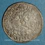 Münzen Hanau-Lichtenberg. Philippe V (1585-1599). 3 kreuzers 1589. Woerth
