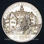Münzen Autriche. 10 euro 2002. Château Ambras