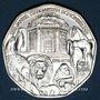 Münzen Autriche. 5 euro 2002. 200e anniversaire du jardin zoologique de Schönbrunn