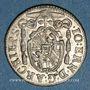 Münzen Autriche. Archevêché de Salzbourg. Jean Ernest (1687-1709). Kreuzer 1702