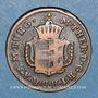 Münzen Autriche. Burgau. Marie-Thérèse (1740-1780). 1/2 kreuzer 1772G. Günzbourg