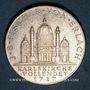 Münzen Autriche. République. 2 schilling 1937. Fischer von Erlach