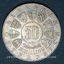 Münzen Autriche. République. 50 schilling 1963. 600e anniversaire de la réunion du Tyrol à l'Autriche