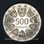 Münzen Autriche. République. 500 schilling 1982. 500e anniversaire de l'imprimerie en Autriche