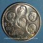 Münzen Belgique. Baudouin I (1951-1993). 500 francs 1980. Légende flamande