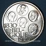 Münzen Belgique. Baudouin I (1951-1993). 500 francs 1980. Légende française