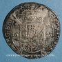 Münzen Belgique. Brabant. Philippe IV (1621-1665). Escalin 1623. Bruxelles
