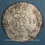 Münzen Belgique. Brabant. Philippe IV (1621-1665). Patagon 1651. Anvers