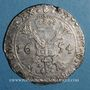 Münzen Belgique. Brabant. Philippe IV (1621-1665). Patagon 1654. Anvers