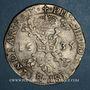 Münzen Belgique. Flandres. Philippe IV (1621-1665). Patagon 1635. Bruges