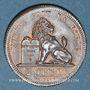 Münzen Belgique. Léopold I (1831-1865). 2 centimes 1833