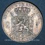 Münzen Belgique. Léopold II (1865-1909). 2 francs 1880. Type du cinquantenaire
