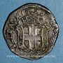 Münzen Italie. Savoie. Charles Emmanuel I (1580-1630). Florin 1629. Turin ou Vercelli