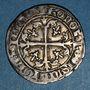 Münzen Italie. Sicile. Les Angevins. Robert d'Anjou (1309-1343). Carlin