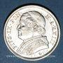 Münzen Vatican. Pie IX (1846-1878). 1 lire 1869R, an XXIII. Rome