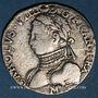 Münzen Charles IX (1560-1574). 1/2 teston, 1er type, 1569 M. Toulouse