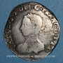 Münzen Charles IX (1560-1574). Teston du Dauphiné. 1567 Z. Grenoble
