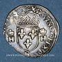 Münzen Henri II (1547-1559). 1/2 teston, 2e type, 1558 K. Bordeaux
