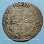 Münzen Henri II (1547-1559). Douzain aux croissants 1550 Y. Bourges
