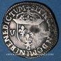 Münzen Henri IV (1589-1610). 1/8 d'écu, 5e type, 1607 C. Saint Lô