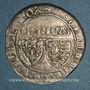 Münzen Henri VI d'Angleterre (1422-1453). Blanc aux écus. Paris