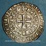 Münzen Jean II le Bon (1350-1364) - Monnayage particulier pour le Languedoc. Gros tournois, 3 juillet 1359