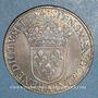 Münzen Louis XIV (1643-1715). 1/2 écu à la mèche courte 1644 A. Point