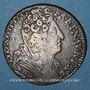 Münzen Louis XIV (1643-1715). 1/4 écu aux 3 couronnes 1710 &. Aix