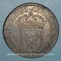 Münzen Louis XIV (1643-1715). Ecu à la mèche longue 1652 S. Troyes. Ex Sobin n° 953
