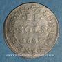 Münzen Louis XIV (1643-1715). Monnayage particulier de Strasbourg. II sols de Strasbourg 1683