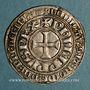 Münzen Philippe IV le Bel (1285-1314). Gros tournois à l'O rond. L bidenté