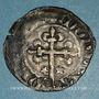 Münzen Philippe VI (1328-1350). Double tournois, 1er type, 3e émission