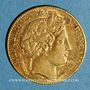Münzen 3e république (1870-1940). 10 francs Cérès 1899 A. (PTL 900‰. 3,22 g)