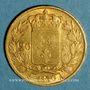Münzen Charles X (1824-1830). 20 francs 1830 A. (PTL 900‰. 6,45 g)